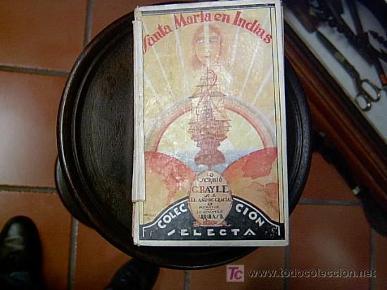 Libros antiguos: SANTA MARIA EN INDIAS - ADVOCACIONES RELIGIOSAS DESCUBRIMIENTOS EN AMERICA - Foto 1 - 3831794