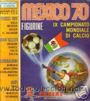 PANINI MEXICO 70, EDICION ITALIANA COMPLETO 1970 PINCHA EL CUADRO!!, ALBUM FUTBOL, FOOTBAL, (Coleccionismo Deportivo - Álbumes y Cromos de Deportes - Álbumes de Fútbol Completos)