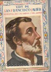 VIDA DE SAN FRANCISCO JAVIER. Apostol de las Indias y del Japon (Madrid, 1949) - 3371681