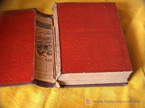 Diccionarios antiguos: Tomo que necesita restauracion - Foto 16 - 3412983