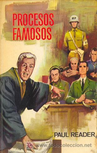 PROCESOS FAMOSOS (Libros de Segunda Mano - Historia - Otros)
