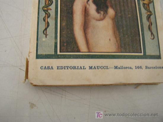 Libros antiguos: LAS MONSTRUOSIDADES HUMANAS- 2ª. SÉRIE ( VIII)-CONOCIMIENTOS PARA LA VIDA PRIVADA-CASA EDT. MAUCCI- - Foto 3 - 19734968