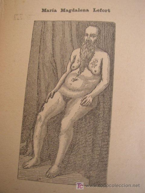 Libros antiguos: LAS MONSTRUOSIDADES HUMANAS- 2ª. SÉRIE ( VIII)-CONOCIMIENTOS PARA LA VIDA PRIVADA-CASA EDT. MAUCCI- - Foto 6 - 19734968