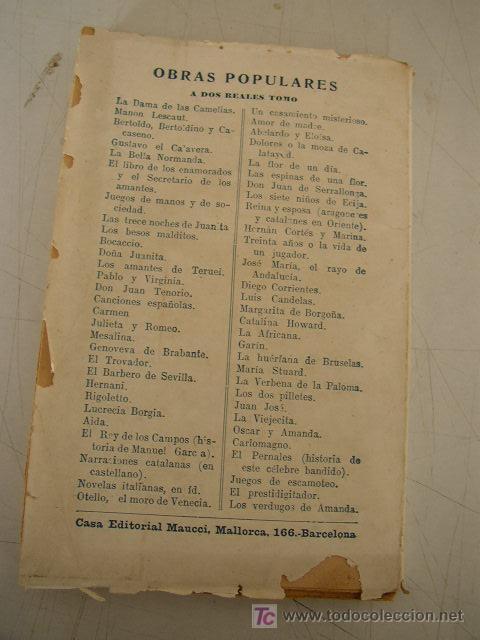 Libros antiguos: LAS MONSTRUOSIDADES HUMANAS- 2ª. SÉRIE ( VIII)-CONOCIMIENTOS PARA LA VIDA PRIVADA-CASA EDT. MAUCCI- - Foto 7 - 19734968