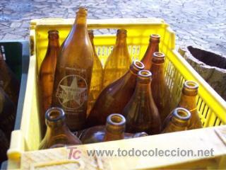 Estrella del sur 1 litro (Otros Coleccionismos - Cerveza )
