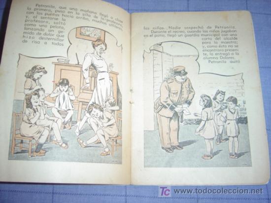 Libros antiguos: LA TONTA PETRONILA ........CUENTO CON ILUSTRACIONES------AÑOS 30 - Foto 2 - 4818508