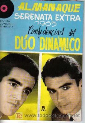 Tebeos: SERENATA EXTRA ALMANAQUE DE 1965, DEL DUO DINÁMICO - Foto 1 - 23164429
